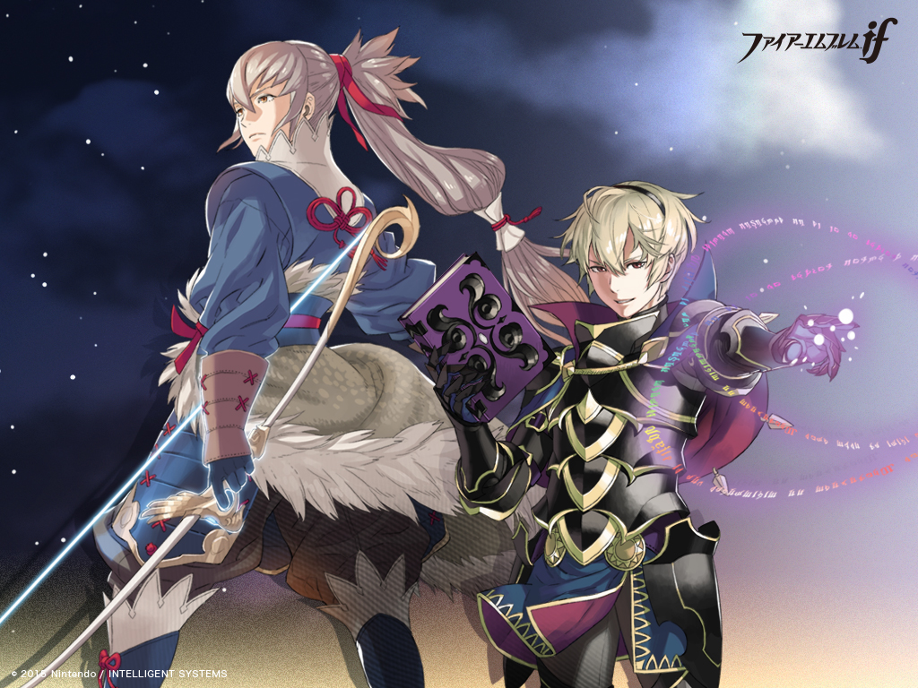 Daily Briefs (March 25) - Fire Emblem Fates: illustrations ...