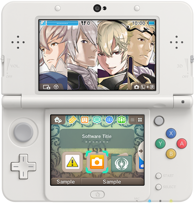 Japan nintendo 3ds themes of the week march 17th perfectly 2 ccuart Images