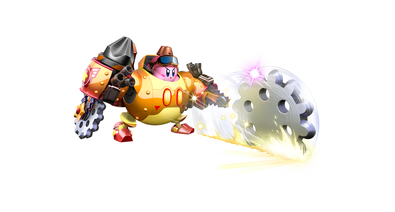Kirby: Planet Robobot' - Annihilation Has Never Been So Cute ... on