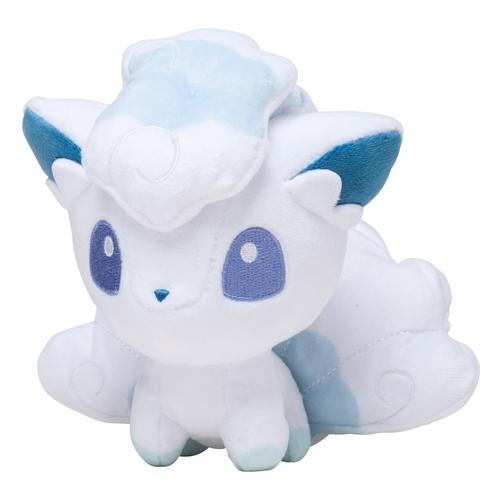 Alolan Vulpix Plush Now Available On Japanese Pokémon