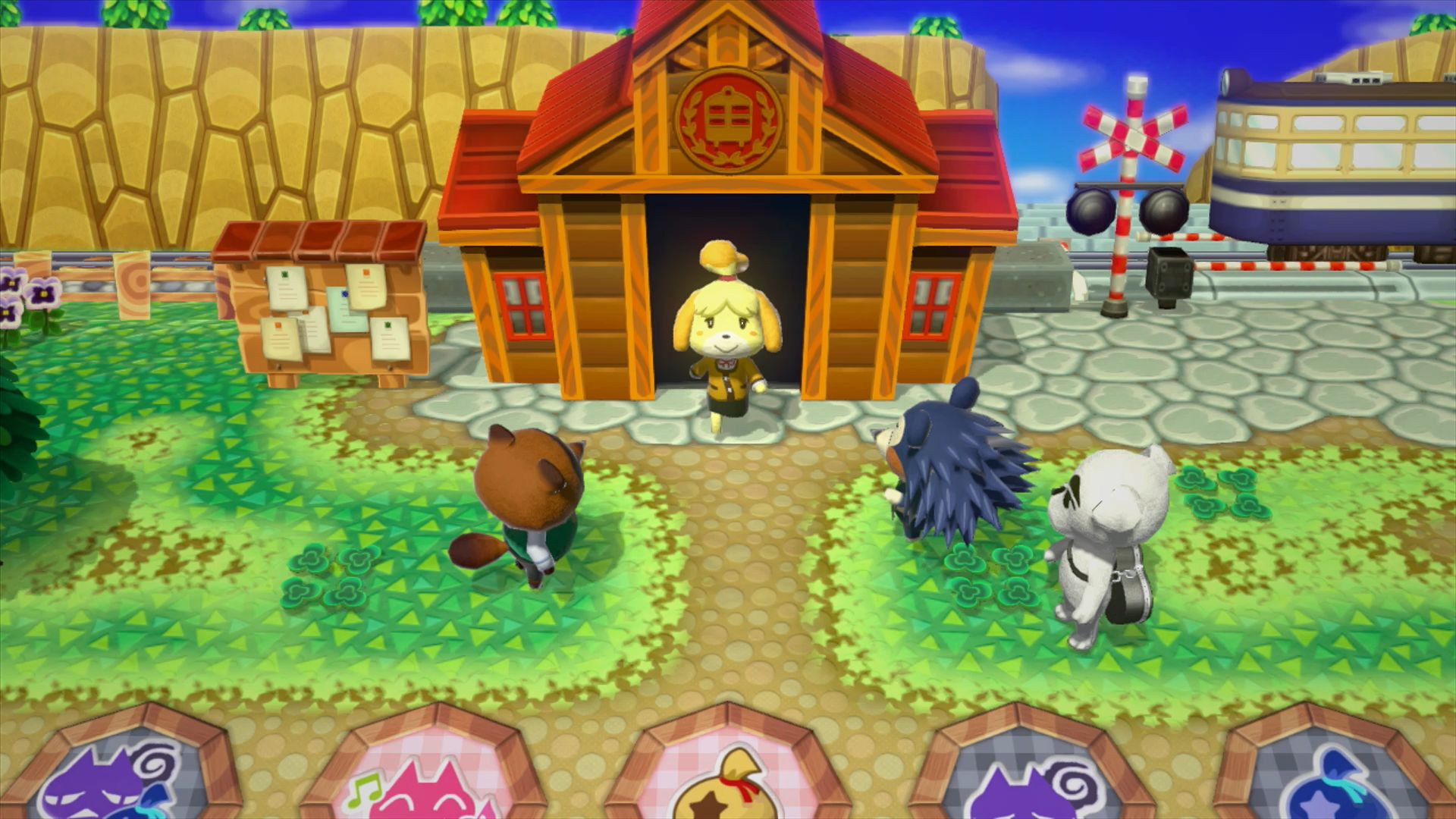 Animal Crossing: Happy Home Designer - Japanese overview video, more ...