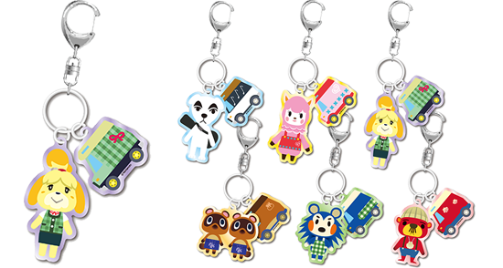 JP News (May 31): Animal Crossing merchandise / Capcom