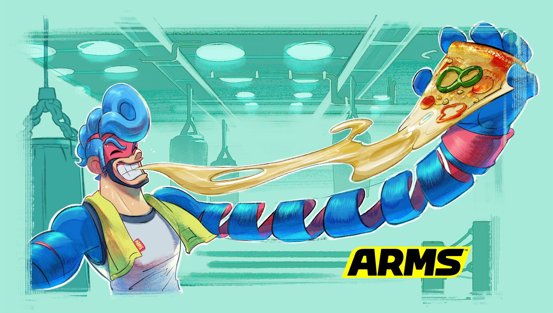 ARMS: all the details, videos, and pictures from the ...