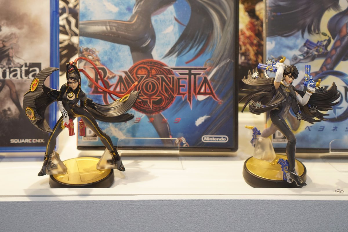 Nintendo news (July 18th): Bayonetta amiibo / New Nintendo 2DS XL / Super Mario Odyssey ...