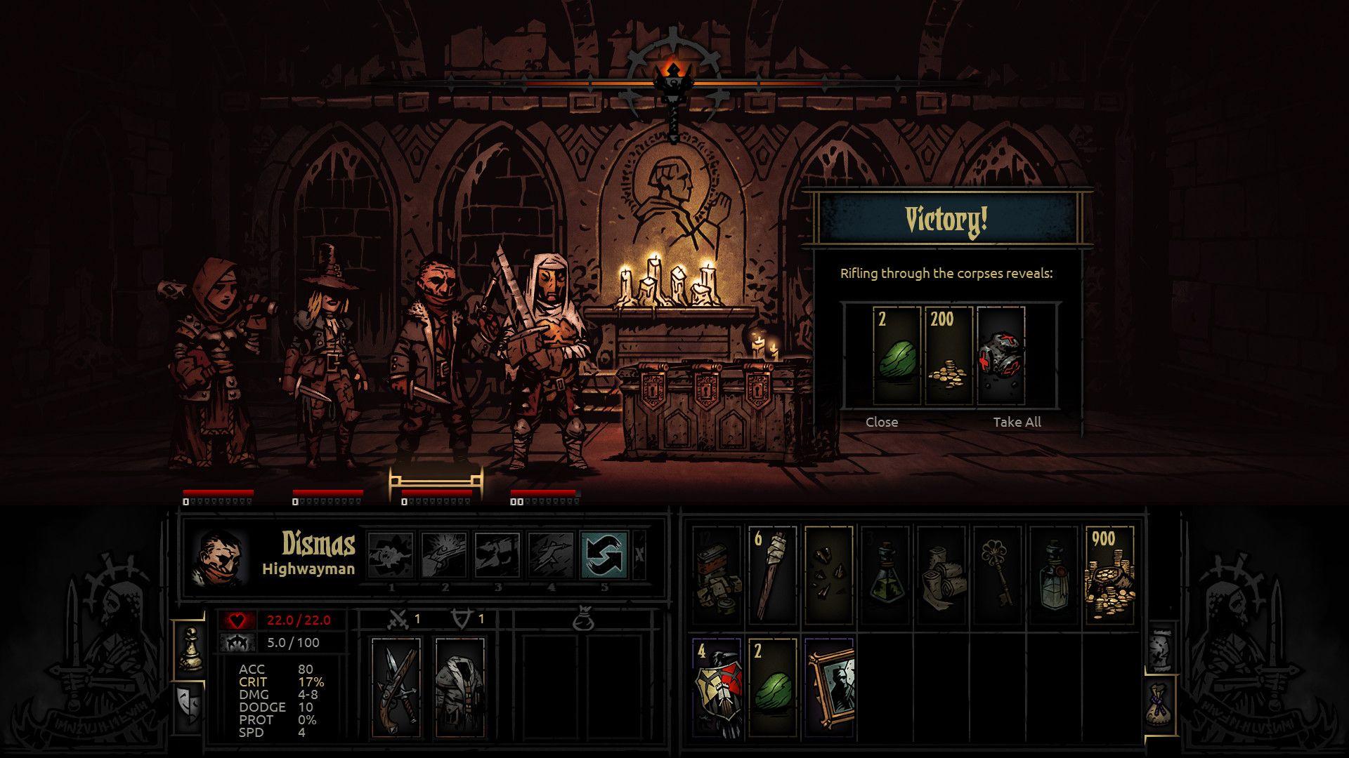 darkest dungeon annonc233 sur nintendo switch � nintendotownfr