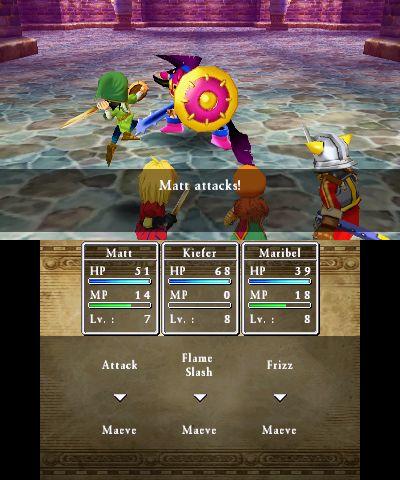 dragon quest 7 english