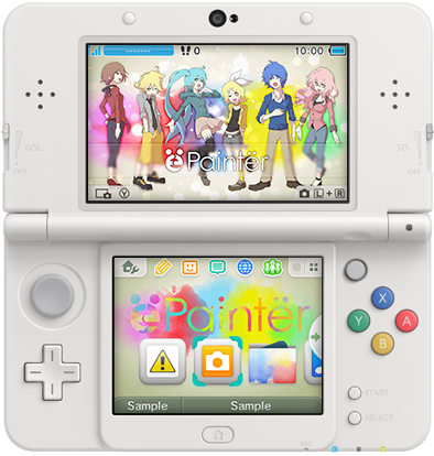Nintendo 3ds themes of the week 11 2017 europe japan north 3 ccuart Images