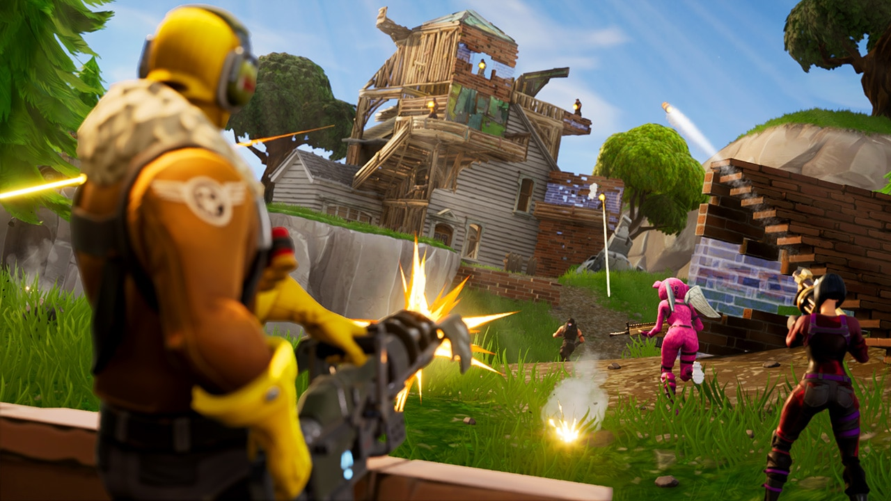 Fortnite Latest Events And Content Updates June 2018