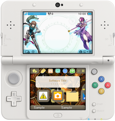 Japan nintendo 3ds new themes of the week may 13th perfectly 10g ccuart Images