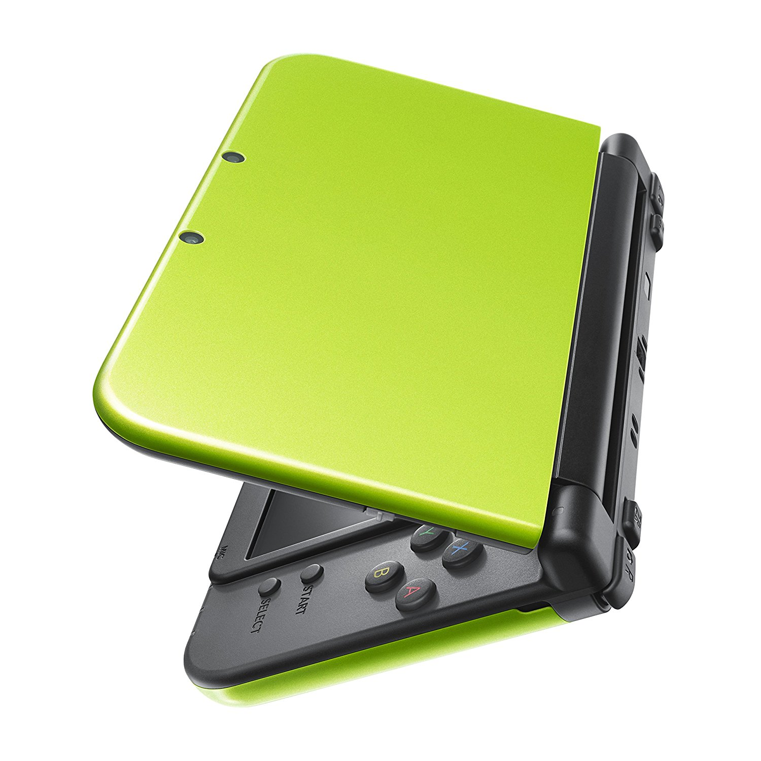 north america lime green new nintendo 3ds xl now. Black Bedroom Furniture Sets. Home Design Ideas