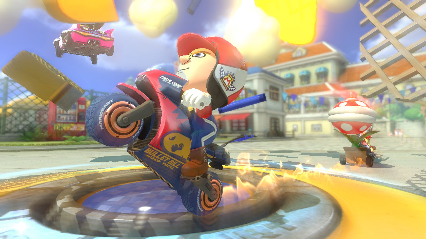 mario kart 8 deluxe overview trailer more details battle mode arenas and modes perfectly. Black Bedroom Furniture Sets. Home Design Ideas