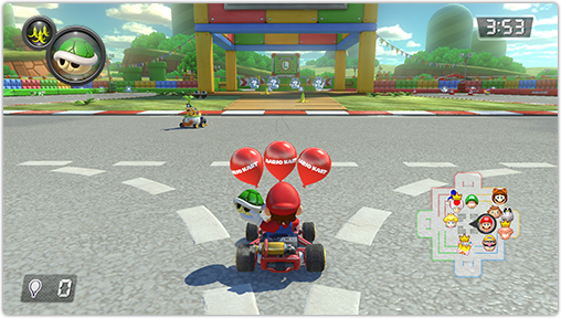 mario kart 8 deluxe sur nintendo switch fait le plein de vid os et images nintendo. Black Bedroom Furniture Sets. Home Design Ideas
