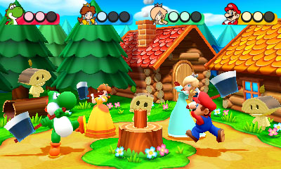 Mario party download play 3ds