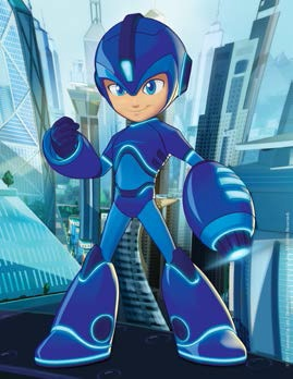 Mega Man Anime Series Delayed To 2018 Will Air On Cartoon