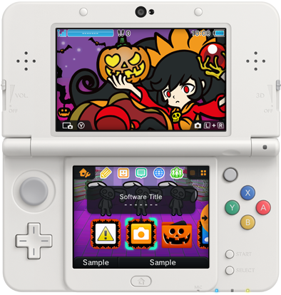 North america nintendo 3ds theme of the week oct 29 an error occurred ccuart Images