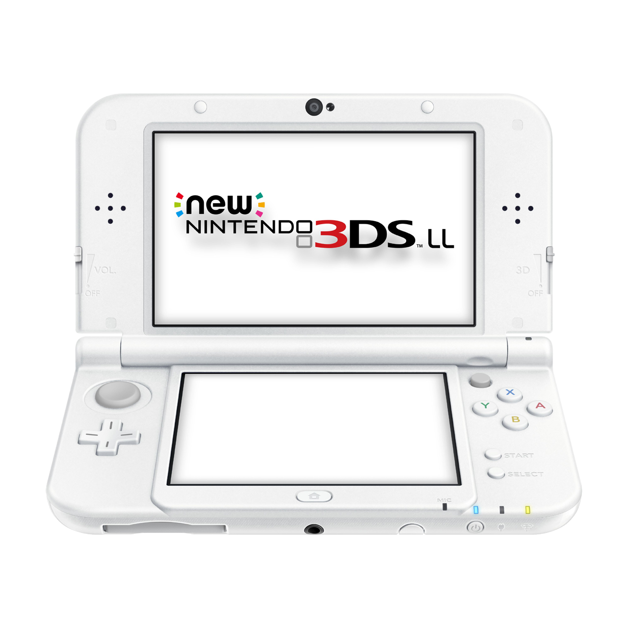 new nintendo 3ds xl pearl white model announced. Black Bedroom Furniture Sets. Home Design Ideas