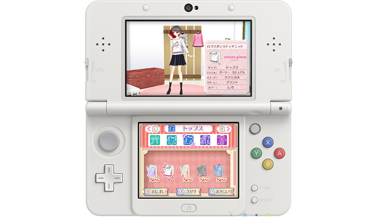 Wii U Games For Girls : Japan screens for upcoming wii u ds games pokémon