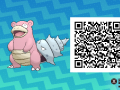 Pokemon Sun and Moon QR Codes (100)