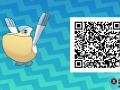 Pokemon Sun and Moon QR Codes (105)