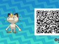 Pokemon Sun and Moon QR Codes (120)