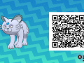 Pokemon Sun and Moon QR Codes (123)