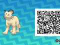 Pokemon Sun and Moon QR Codes (124)