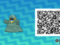 Pokemon Sun and Moon QR Codes (133)