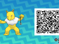 Pokemon Sun and Moon QR Codes (146)