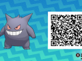 Pokemon Sun and Moon QR Codes (167)