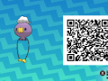 Pokemon Sun and Moon QR Codes (169)