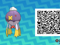 Pokemon Sun and Moon QR Codes (171)