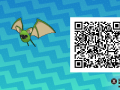 Pokemon Sun and Moon QR Codes (179)