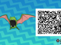 Pokemon Sun and Moon QR Codes (183)