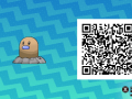 Pokemon Sun and Moon QR Codes (190)