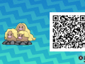 Pokemon Sun and Moon QR Codes (191)