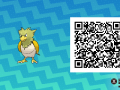 Pokemon Sun and Moon QR Codes (195)