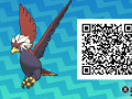 Pokemon Sun and Moon QR Codes (201)
