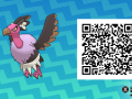 Pokemon Sun and Moon QR Codes (206)