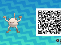 Pokemon Sun and Moon QR Codes (207)
