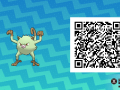 Pokemon Sun and Moon QR Codes (208)
