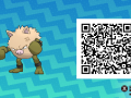 Pokemon Sun and Moon QR Codes (210)