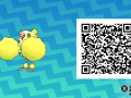 Pokemon Sun and Moon QR Codes (215)