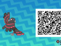 Pokemon Sun and Moon QR Codes (217)