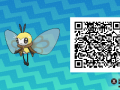 Pokemon Sun and Moon QR Codes (223)