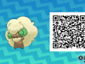 Pokemon Sun and Moon QR Codes (232)