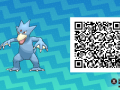 Pokemon Sun and Moon QR Codes (235)