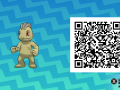 Pokemon Sun and Moon QR Codes (252)