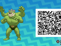 Pokemon Sun and Moon QR Codes (256)