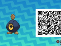 Pokemon Sun and Moon QR Codes (257)