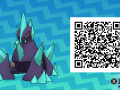 Pokemon Sun and Moon QR Codes (262)